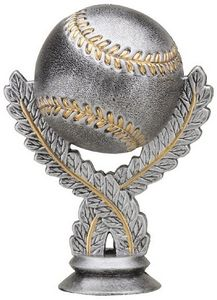 BASEBALL,LARGE SILVER W/ 50 STD PACK