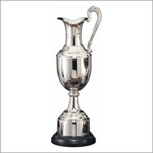 "14"" CLARET JUG ON BASE 8 STD PACK"