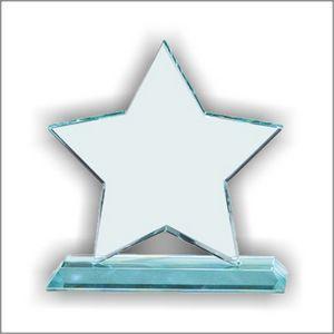 GLASS STAR MEDIUM 8 STD PACK
