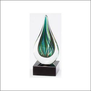 ART GLASS SCULPTURE 6 STD PACK