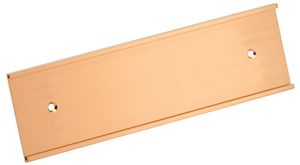 2X8 WALL HOLDER ROSEGOLD 10 STD PACK 100 MASTER
