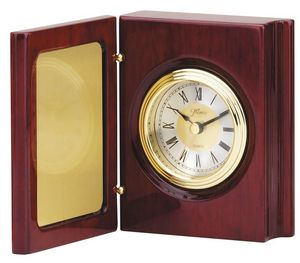 BOOK CLOCK WITH HINGED C 1 STD PACK      20 MASTE