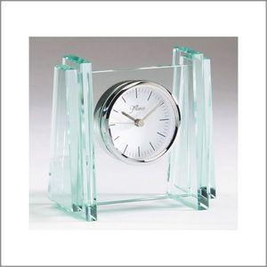 DESK CLOCK GLASS 1 STD PACK       8 MASTE