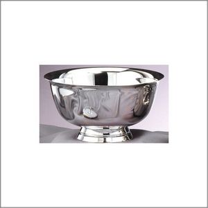 "REVERE BOWL 8"" NICKEL PL 24 STD PACK   (NOT ENGRA"