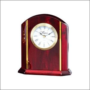 DESK CLOCK WITH PLATE 6. 2 STD PACK      16 MASTE
