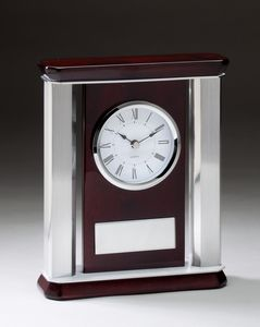 ROSEWOOD CLOCK 2 STD PACK       6 MASTE