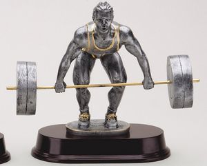 WEIGHTLIFTING DEAD LIFT 6 STD PACK