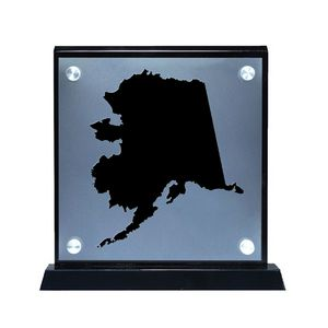 ACRYLIC STATE ALASKA 1 STD PACK 6 MASTER PACK